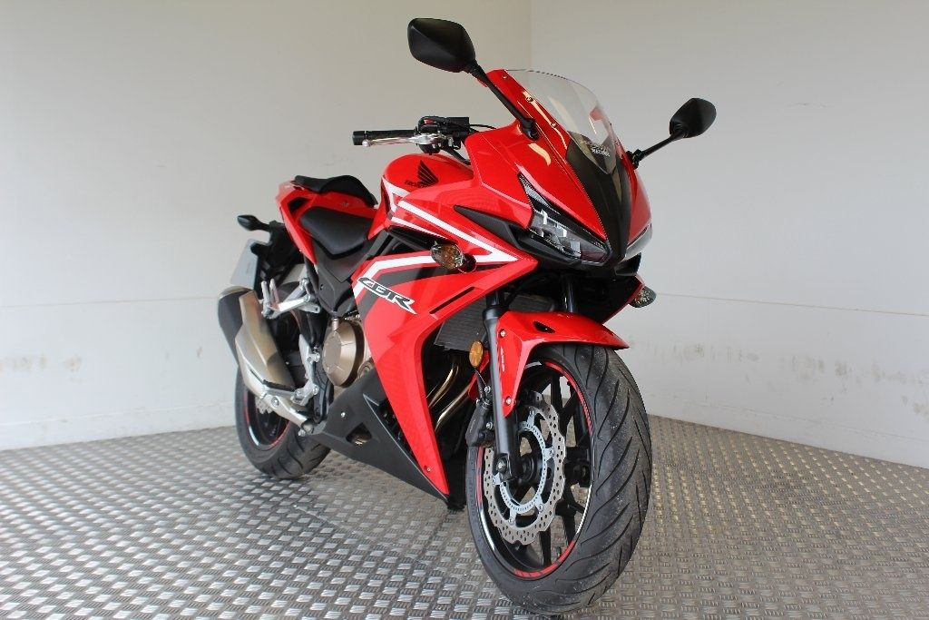 Used Honda Cbr500 Available For Sale Red 498 Miles Honda Used Motorcycles